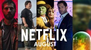 What's new on Netflix UK for August 2020