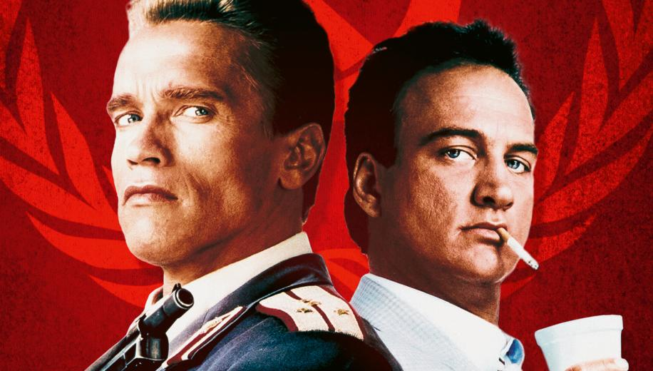 Red Heat 4K Blu-ray Review