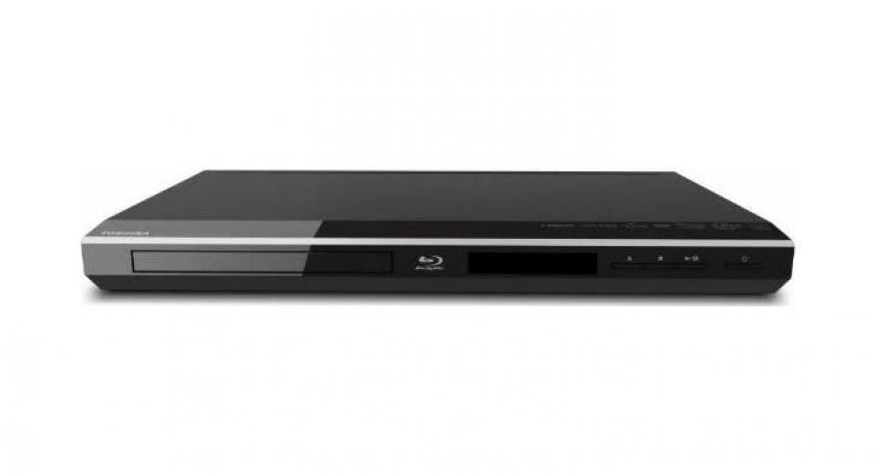 Toshiba BDX1250 Blu-ray Player Review