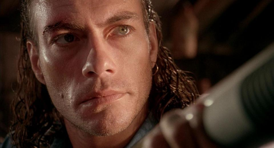 Hard Target Blu-ray Review