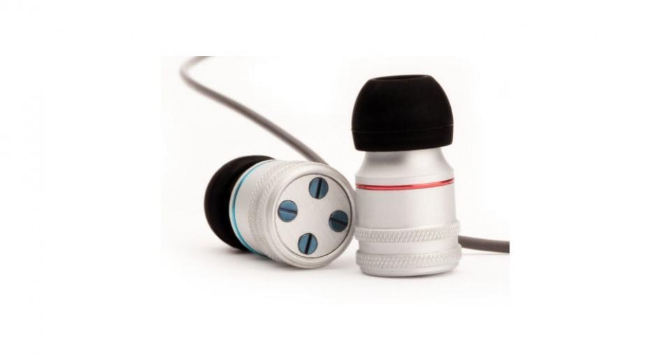Musical Fidelity EB-50 In-ear Monitor earphones
