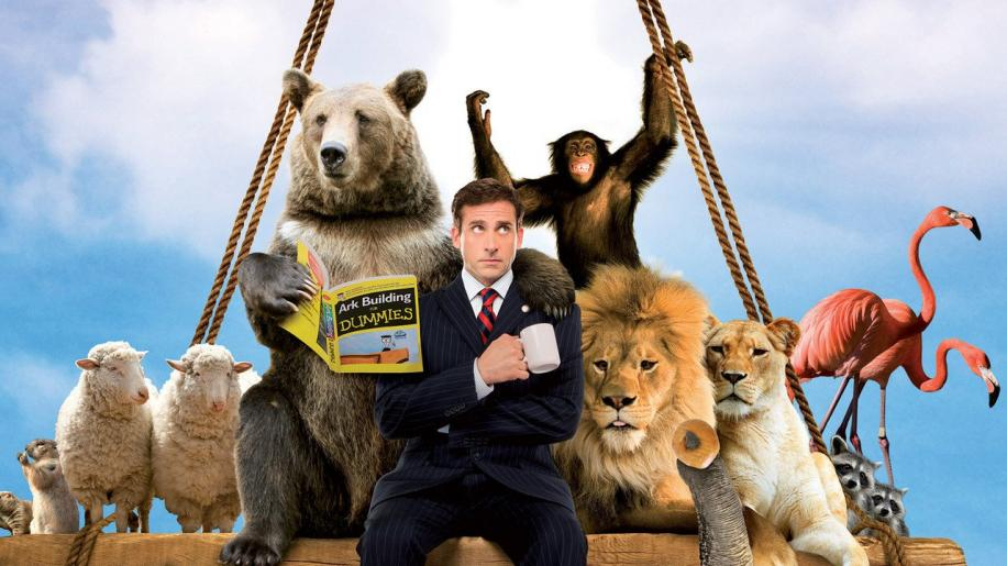 Evan Almighty Movie Review