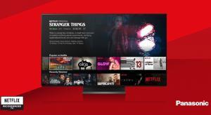 Panasonic OLEDs Netflix Recommended TVs