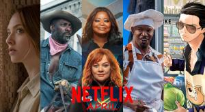 What's new on Netflix UK for April 2021