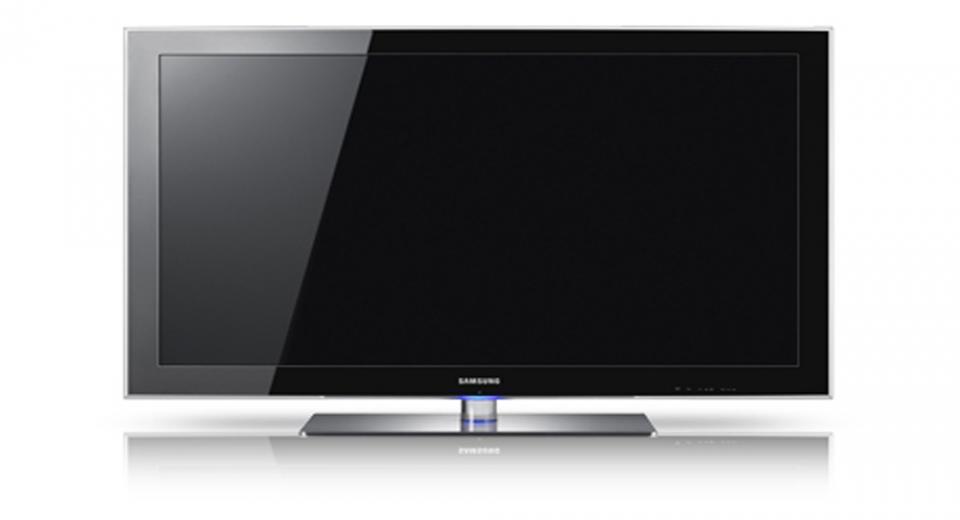 Samsung B8000 (UE46B8000) LCD TV Review