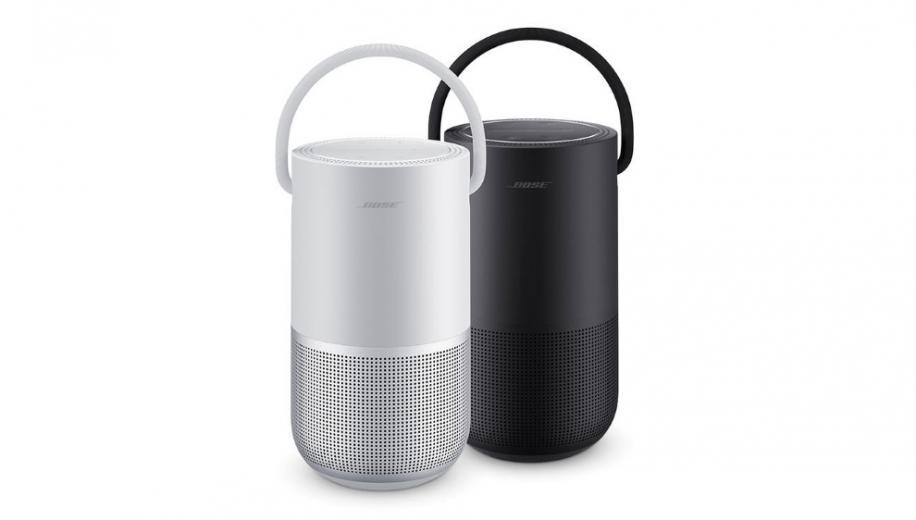 Bose announces rechargeable Portable Home Speaker