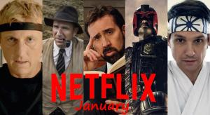 What's new on Netflix UK for January 2021