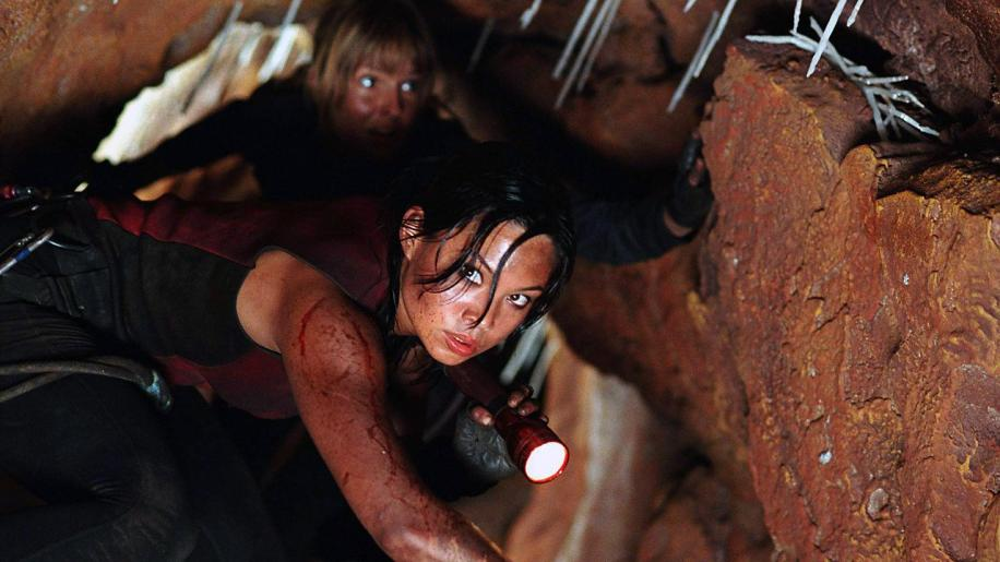 The Descent DVD Review