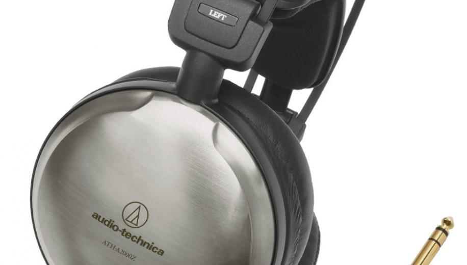 Audio Technica ATH-A2000Z Headphones Review