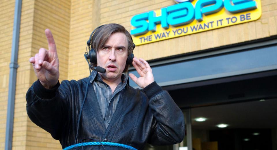 Alan Partridge: Alpha Papa Movie Review