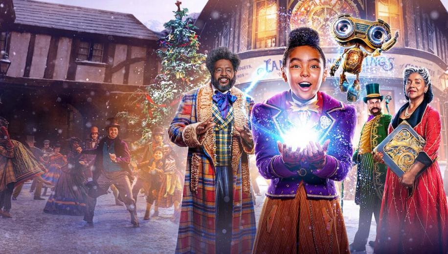 Jingle Jangle: A Christmas Journey (Netflix) Movie Review