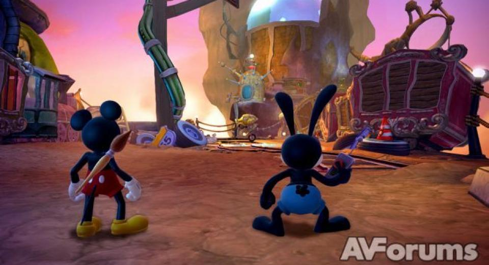 Epic Mickey 2: The Power of Two Xbox 360 Review