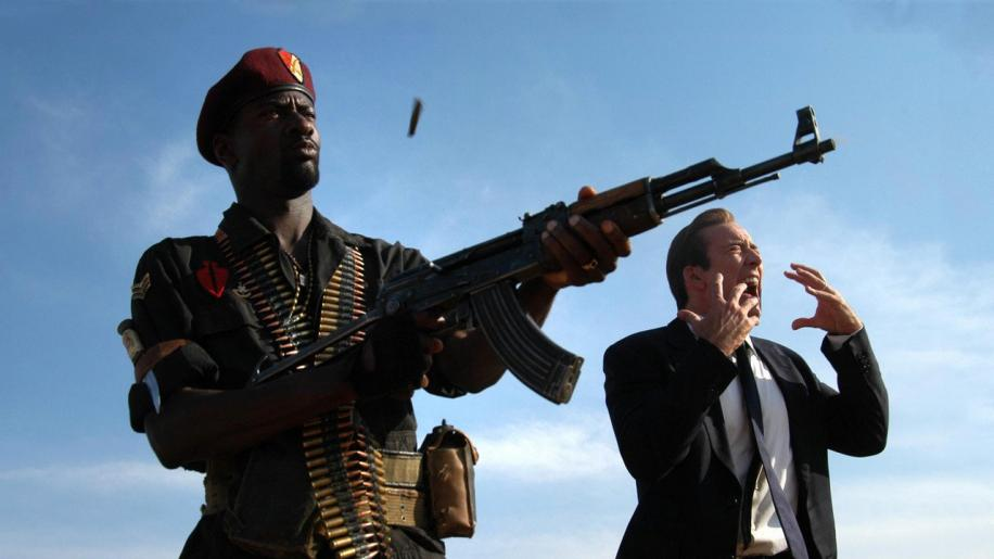 Lord Of War DVD Review