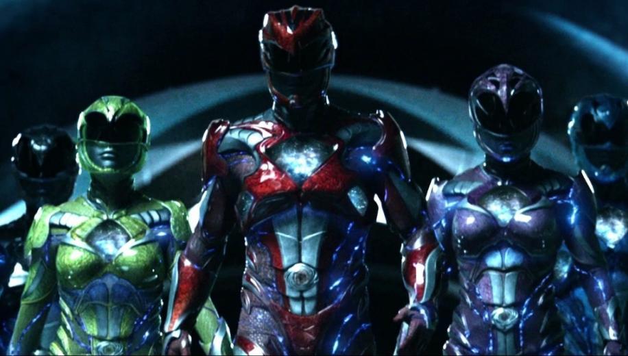 Power Rangers Ultra HD Blu-ray Review