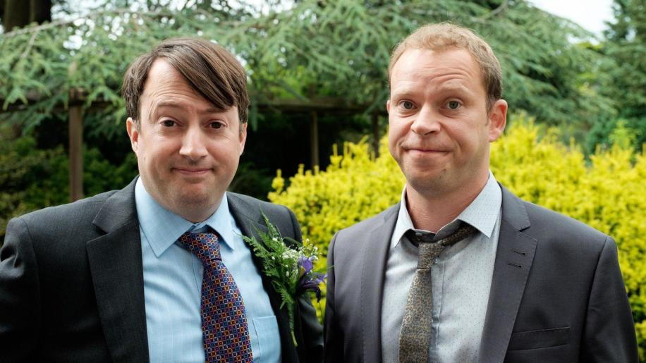 Peep Show: Series One DVD Review