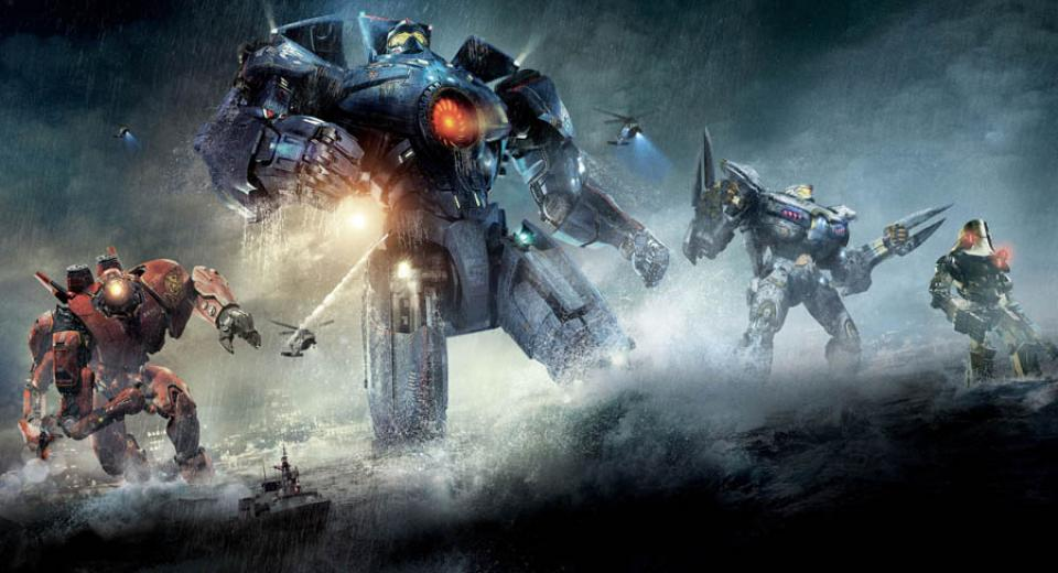 Pacific Rim - IMAX 3D Movie Review