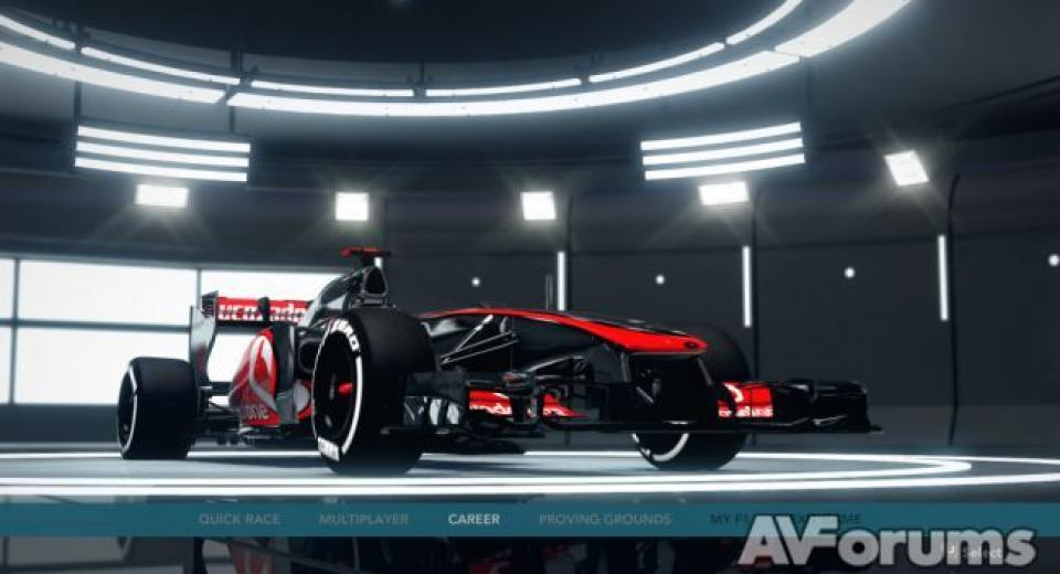 F1 2012 Xbox 360 Review