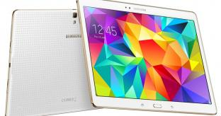 Samsung Galaxy Tab S 10.5 Tablet Review