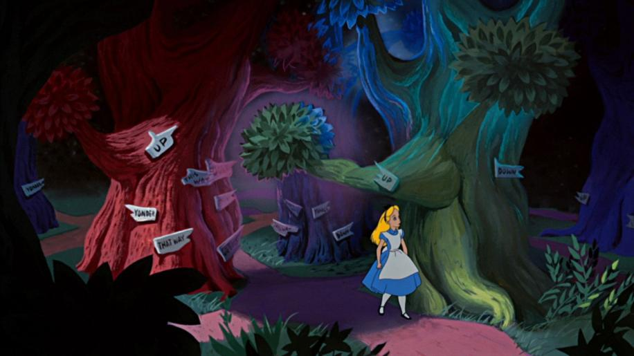 Alice In Wonderland: Special Edition DVD Review