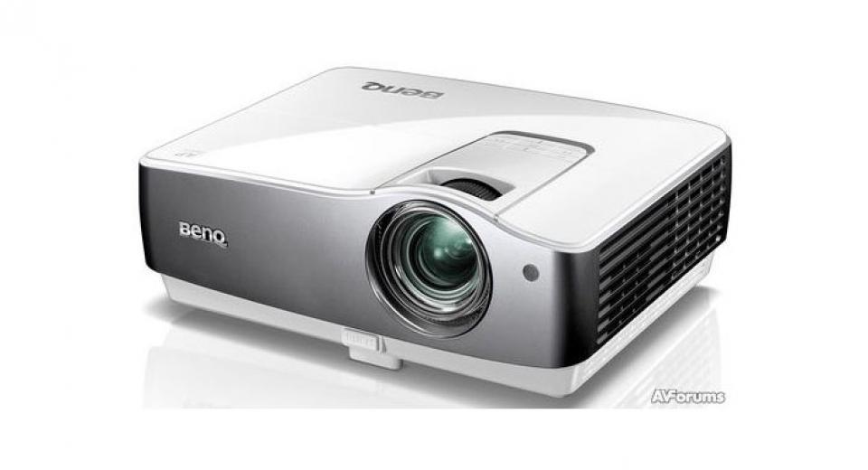 BenQ W1200 DLP Projector Review