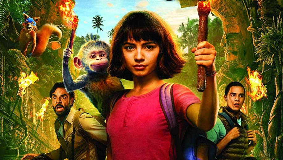 Dora and the Lost City of Gold Blu-ray Review