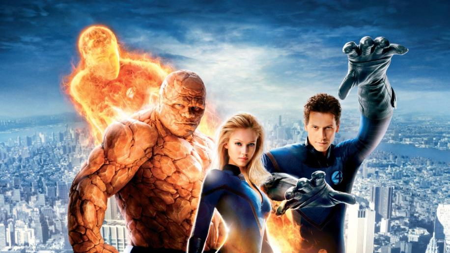 Fantastic Four DVD Review
