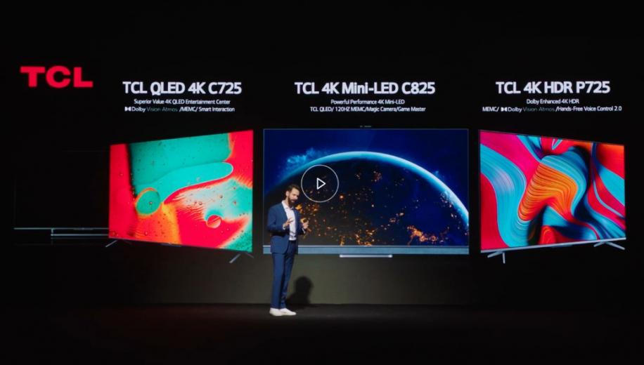 TCL TV lineup for 2021 includes Mini-LED, QLED and 4K HDR models