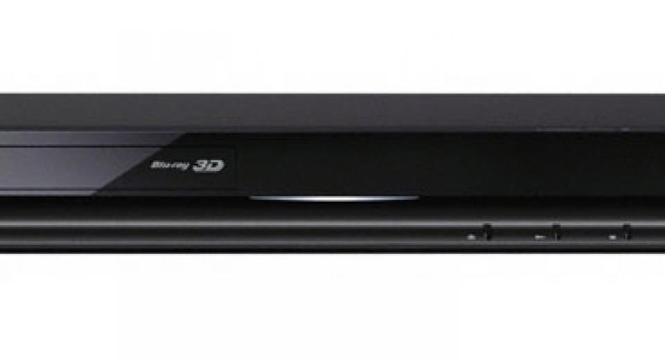Sony BDP-S480 3D Blu-ray Player Review