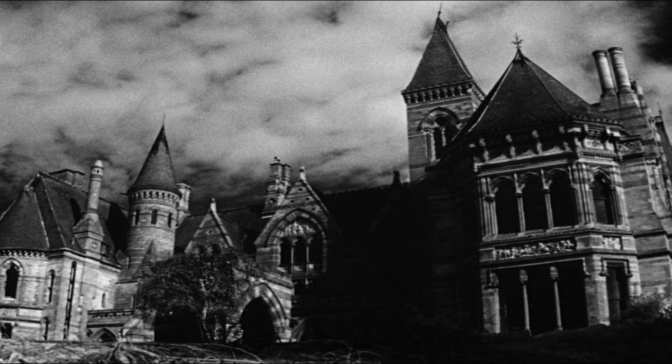 The Haunting Blu-ray Review
