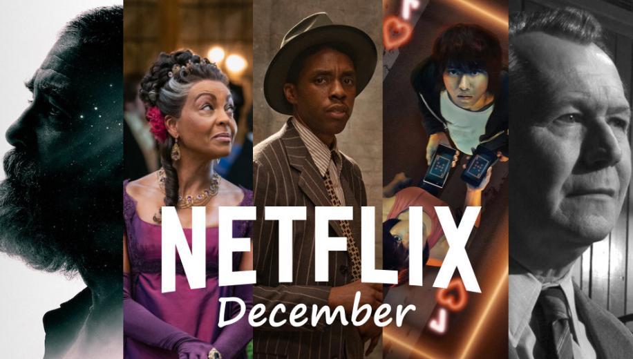 What's new on Netflix UK for December 2020