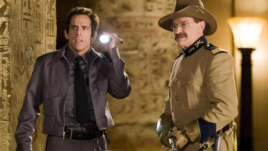 Night at the Museum Movie Review