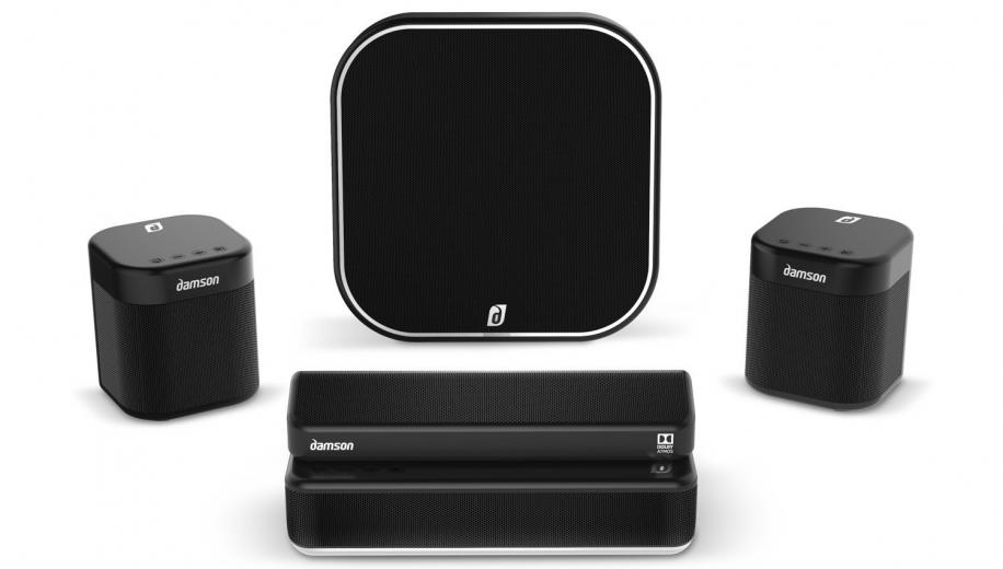 Damson S-Series Dolby Atmos System Review