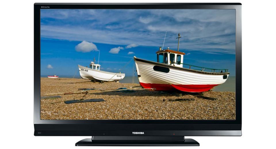 Toshiba AV635 (37AV635) LCD TV Review