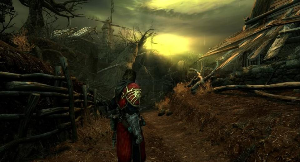 Castlevania: Lords of Shadow Xbox 360 Review