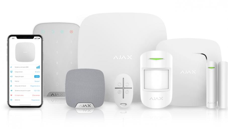 Ajax Smart Home Alarm System Review