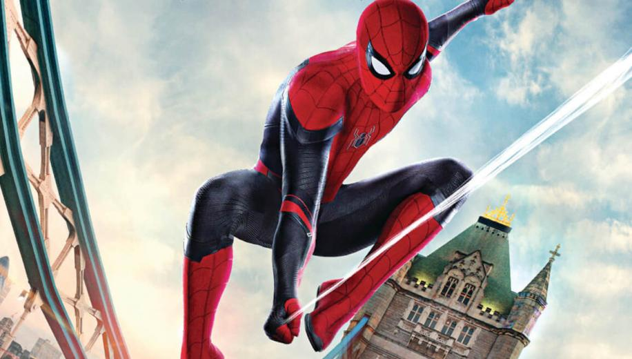 Spider-Man: Far from Home 4K Blu-ray Review