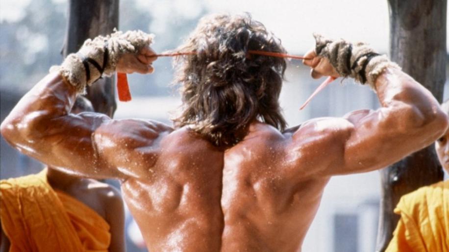 Rambo III Movie Review