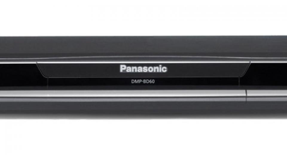 Panasonic DMP-BD60 Blu-ray Disc Player Review