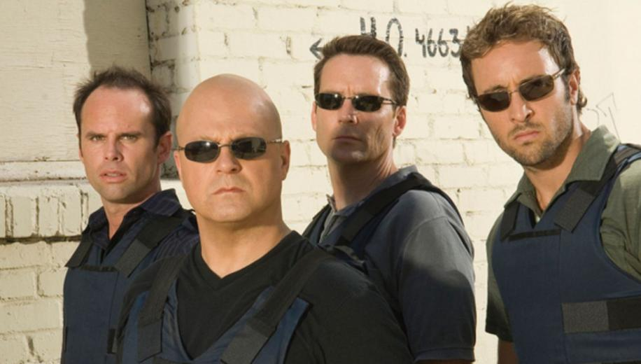 Shield, The Complete Fourth Season DVD Review