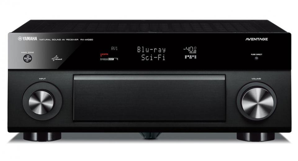 Yamaha RX-A1020 7-Channel AV Receiver Review