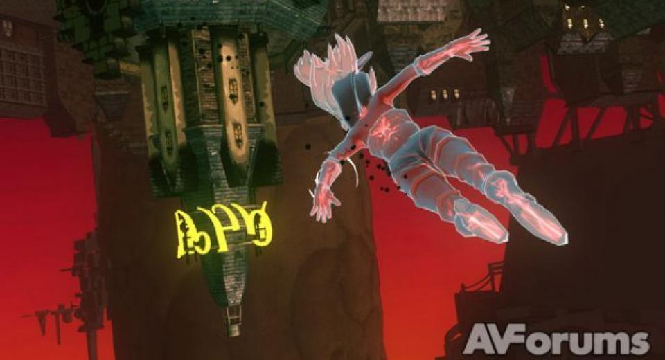 Gravity Rush PS Vita Review