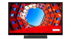 Toshiba hands-free Alexa TV is UK first