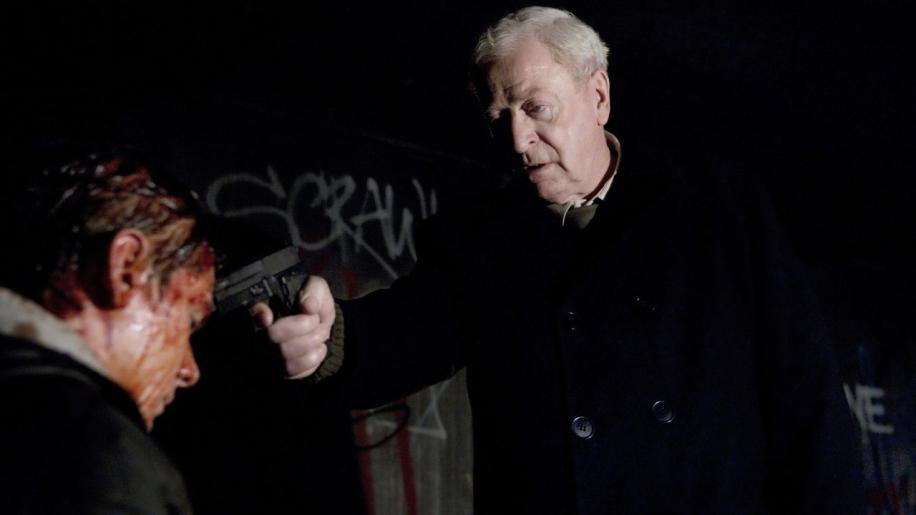 Harry Brown Movie Review