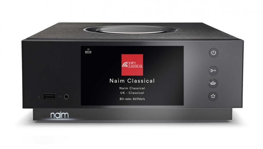 Naim debuts free HD Radio upgrade