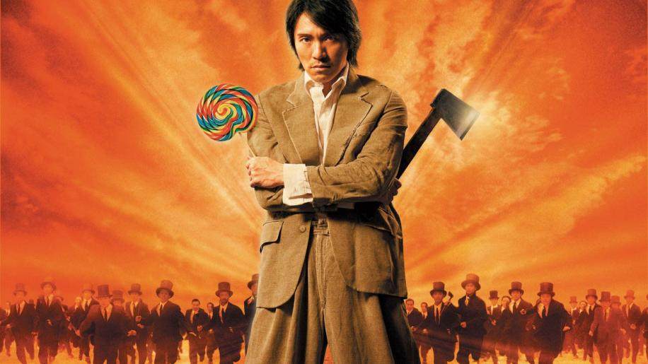 Kung Fu Hustle DVD Review