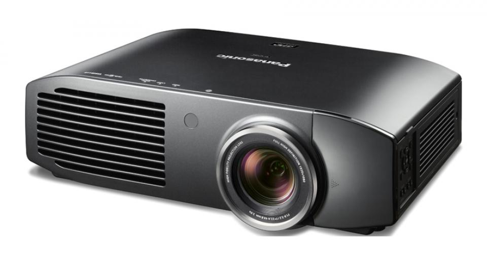 Panasonic PT-AT5000 3D LCD Projector Review