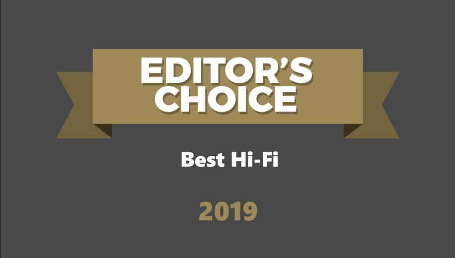Best Hi-Fi Products 2019 - Editor's Choice Awards