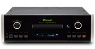 McIntosh launches new MCD550 SACD/CD player