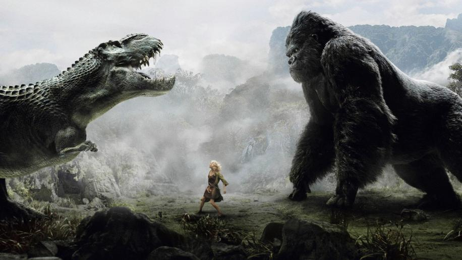 King Kong: Deluxe Extended Edition DVD Review