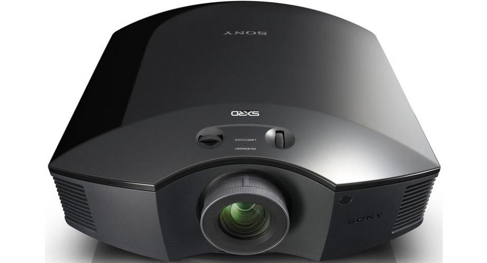Sony VPL-HW30ES SXRD 3D Projector review